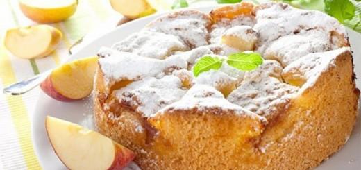 Prăjitură-cu-mere