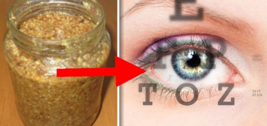 Un vechi remediu natural rusesc din miere si nuci, care ajuta vederea!