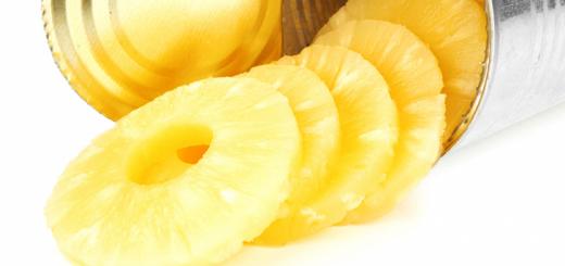 ananas conserva