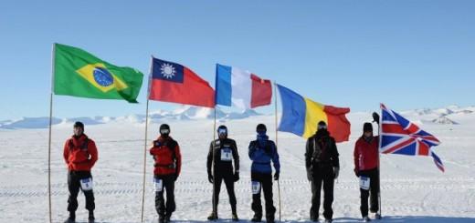 maraton cercul polar