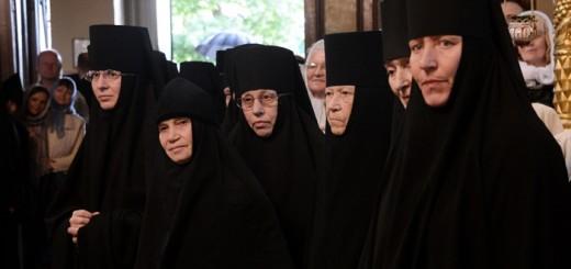 monahii rusoaice