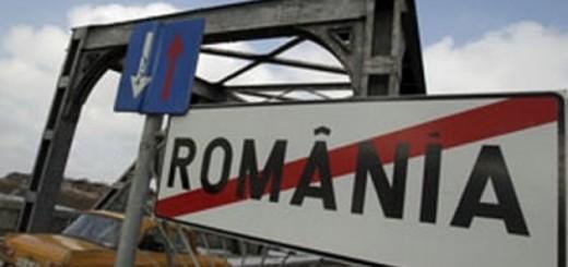 frontiera romania