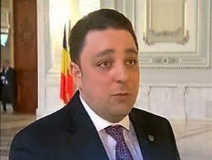 Laurențiu Mihai, senator
