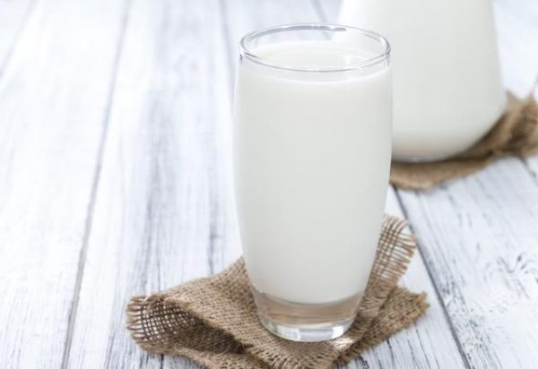 lapte degresat