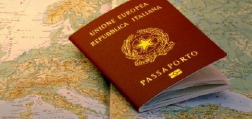 pasaport italia