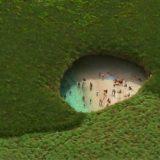 plaja ascunsa
