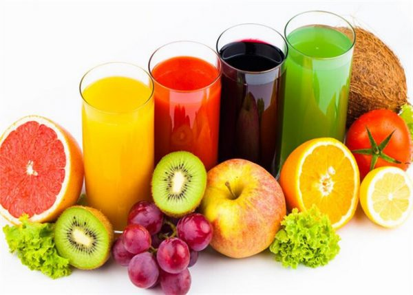 sucul de fructe pentru ficat