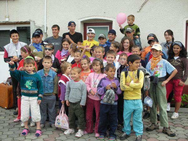 copii saraci