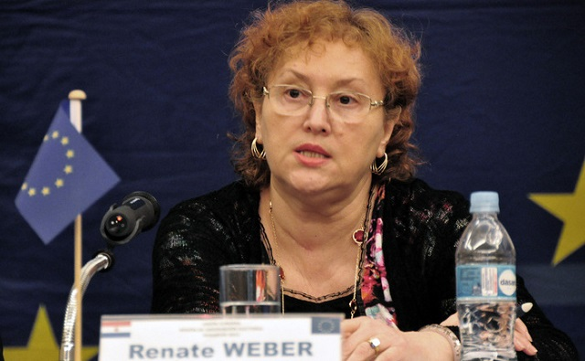 Renate Weber CSM cazul Alexandrescu
