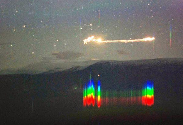 Hessdalen Lights Norway UFOs