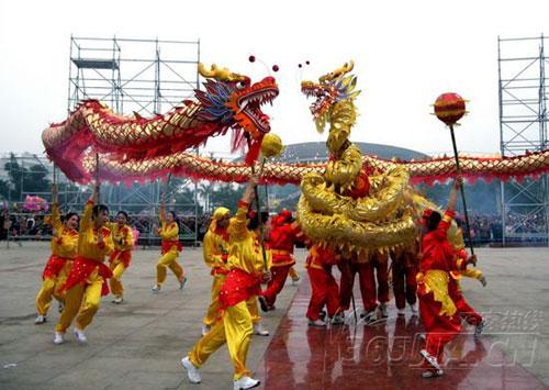 dragon chinez