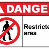 locuri interzise