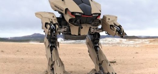 robot de lupta