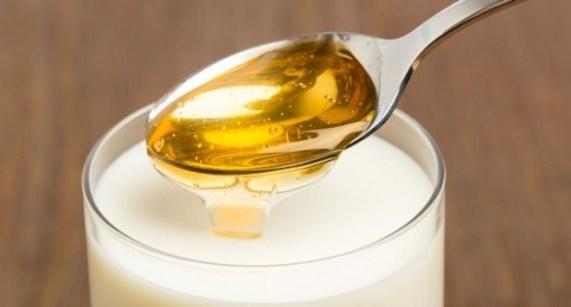 lapte-cu-miere