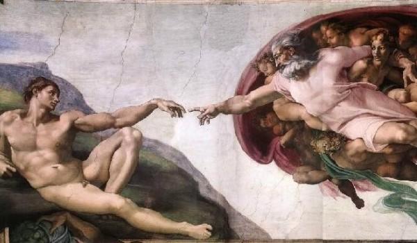 pillar2-supernatural-godcreates-man-sistine-chapel