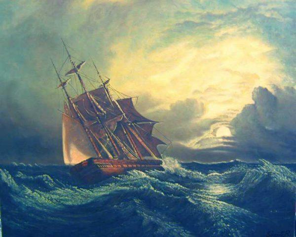 corabie-valuri