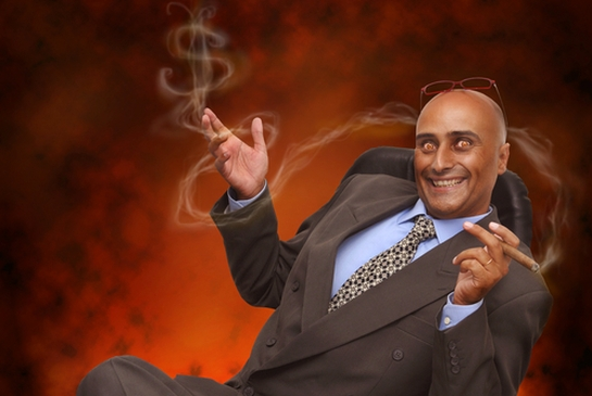 business-devil