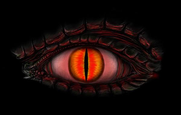 reptile-eye