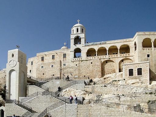 siria-manastire