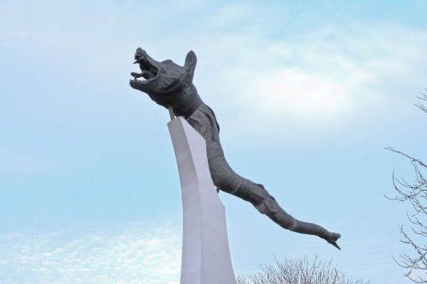 Legenda steagului dacic