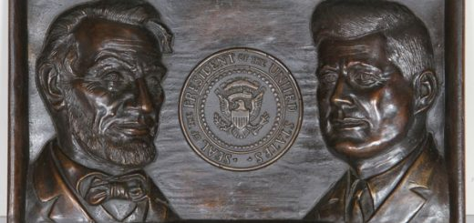 Lincoln-JFK-Sculpture-1