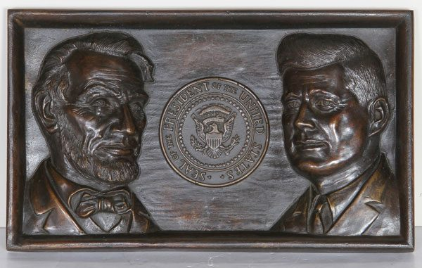 Lincoln-JFK-Sculpture-1