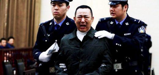 china coruptie