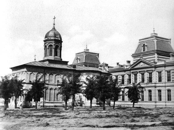 L'Eglise et l'Hopital Coltzea