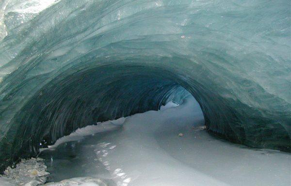 tunel gheata