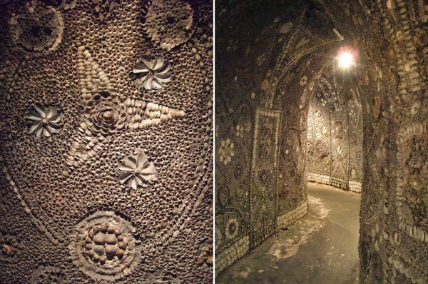 Margate Shell Grotto 8