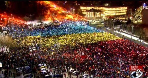 a-13-a-zi-de-proteste-in-piata-victoriei-manifestantii-vor-sa-faca-istorie-cu-cel-mai-mare-tricolor-433634