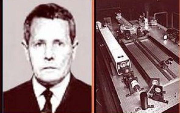 Ion I. Agârbiceanu, inventatorul primului laser cu gaze din România