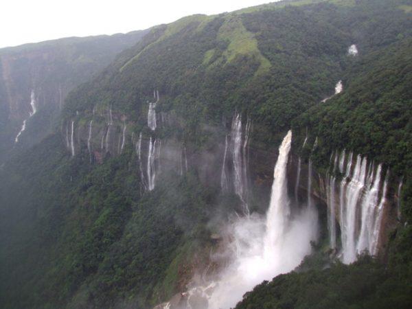Cele mai mari cascade - Casca Angel